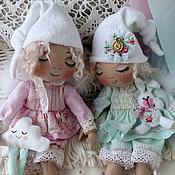 Куклы и игрушки ручной работы. Ярмарка Мастеров - ручная работа Ангелы - сони. Handmade.
