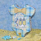 """Канцелярские товары ручной работы. Ярмарка Мастеров - ручная работа Боди """"Маленький принц"""" фотоальбом. Handmade."""