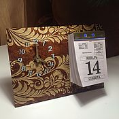 Подставка для отрывного календаря 134