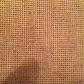 Материалы для творчества ручной работы. Ярмарка Мастеров - ручная работа канва льняная  для вышивки. Handmade.