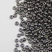 Материалы для творчества handmade. Livemaster - original item Miyuki beads 11/0 No. №190 Japanese Miyuki beads 8 gr. Handmade.