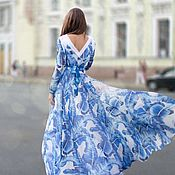 Одежда handmade. Livemaster - original item Long floor-length dress
