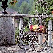Кресла ручной работы. Ярмарка Мастеров - ручная работа Кованное кресло-качалка. Handmade.