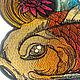 Заказать Нашивка на одежду Рыбка золотая. Нашей нашивку. Ярмарка Мастеров. . Аксессуары для вышивки Фото №3