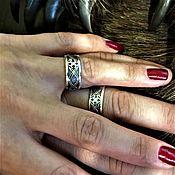 Украшения handmade. Livemaster - original item Wedding band-wedding rings. Handmade.