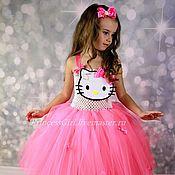 handmade. Livemaster - original item Costume Hello Kitty. Handmade.