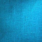 Материалы для творчества ручной работы. Ярмарка Мастеров - ручная работа Лён 100%. Бразильская бирюза.. Handmade.