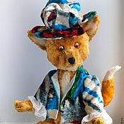 Куклы и игрушки ручной работы. Ярмарка Мастеров - ручная работа Лис Франтишек. Handmade.