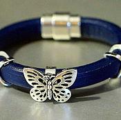 Украшения ручной работы. Ярмарка Мастеров - ручная работа Браслет Butterfly. Handmade.