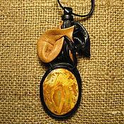 Украшения ручной работы. Ярмарка Мастеров - ручная работа Золотая осень. Handmade.