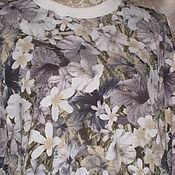Одежда ручной работы. Ярмарка Мастеров - ручная работа КофтЫ - свитшот из трикотажа ТРИ РАСЦВЕТКИ. Handmade.
