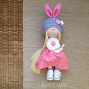 Куклы и игрушки ручной работы. Ярмарка Мастеров - ручная работа Розовая гармония. Handmade.