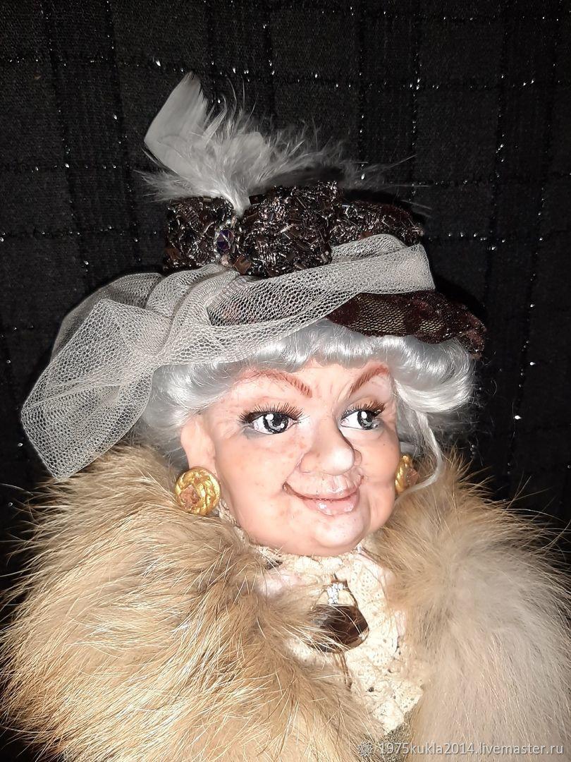 boudoir doll: Ah my Soul-Faina, Boudoir doll, Nizhnekamsk,  Фото №1