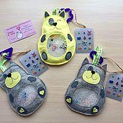 Куклы и игрушки handmade. Livemaster - original item Hidden object