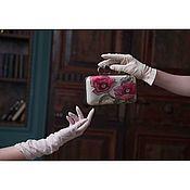 Сумки и аксессуары handmade. Livemaster - original item Clutch Bag Maki. Handmade.