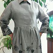 Одежда ручной работы. Ярмарка Мастеров - ручная работа Плащ легкий. Handmade.