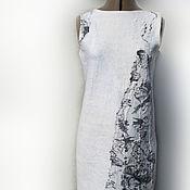 """Одежда ручной работы. Ярмарка Мастеров - ручная работа Платье  """"Прогулка по Парижу """". Handmade."""
