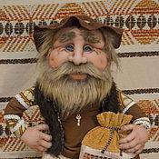"""Куклы и игрушки ручной работы. Ярмарка Мастеров - ручная работа Домовой Захар """"Благополучие"""". Handmade."""
