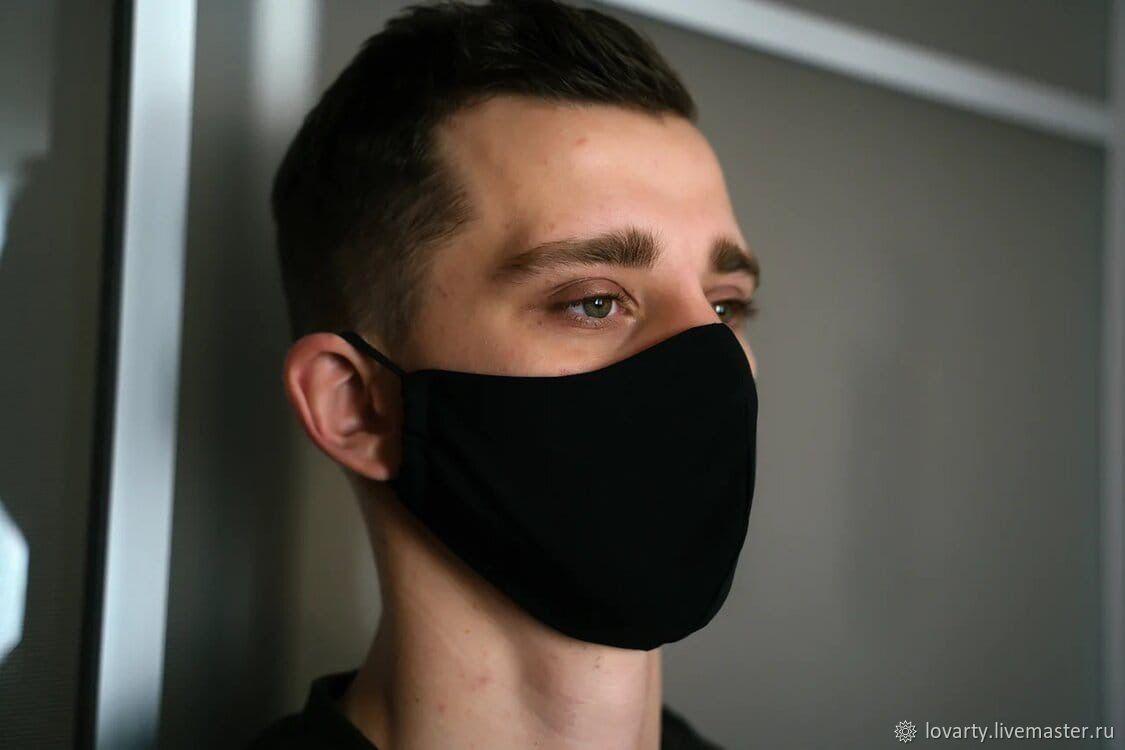 Set of 4 pieces. Reusable mask, Protective masks, Nizhny Novgorod,  Фото №1