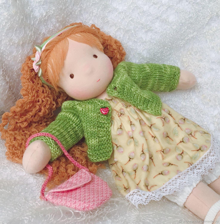 вальдорфские куклы фото приходит течении нескольких