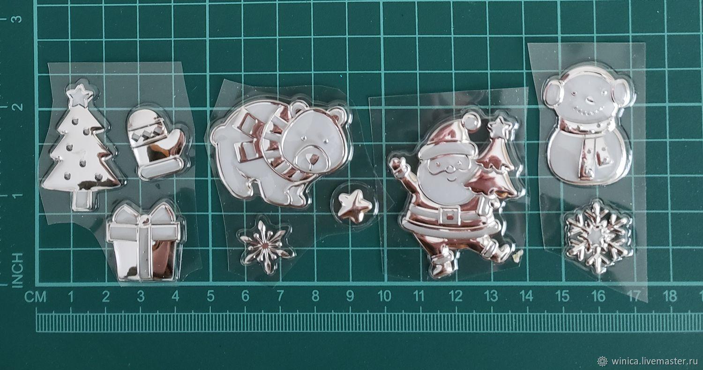 Стикеры 2D 4 набора, Наклейки, Виннипег,  Фото №1
