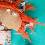 Куклы и игрушки handmade. Livemaster - original item Author`s textile doll