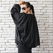 Одежда handmade. Livemaster - original item Loose Maxi Coat. Handmade.