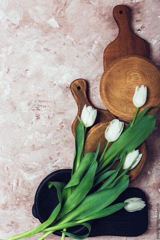 """Тарелки ручной работы. Ярмарка Мастеров - ручная работа. Купить Тарелка деревянная """"Ганза"""" дуб натуральный. Handmade. Деревянная тарелка"""