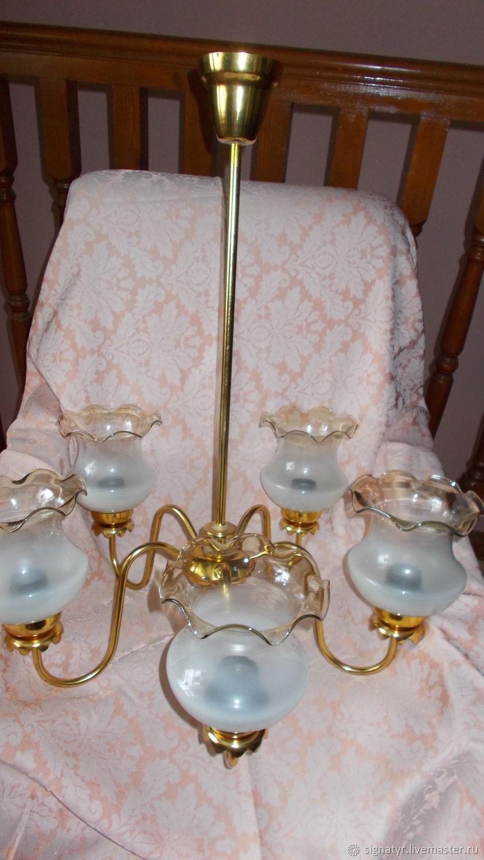 The lust petrokova gold plated, Vintage interior, Orenburg,  Фото №1