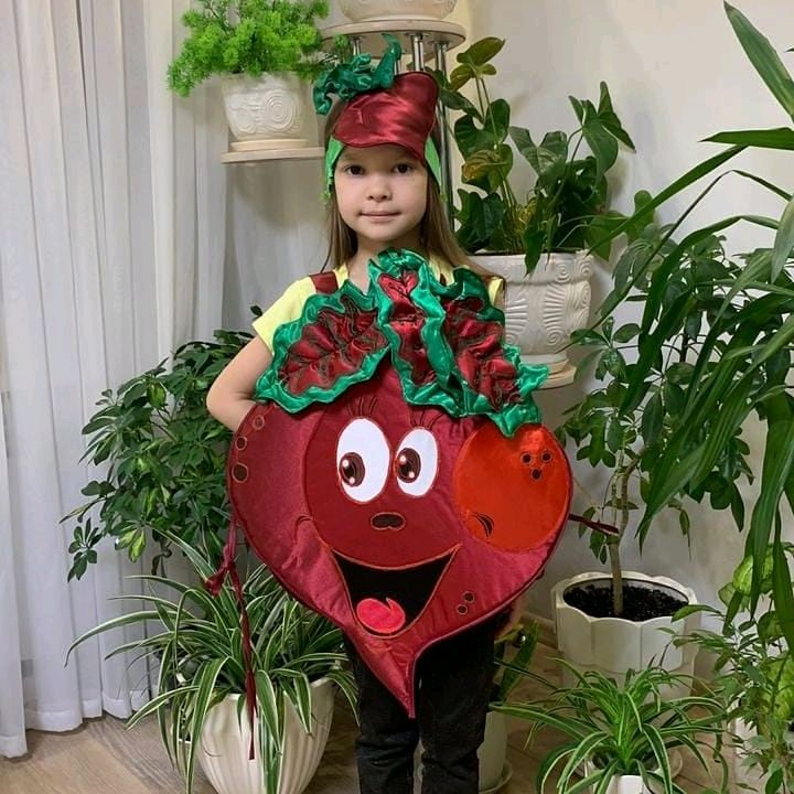 Funny Beet Costume, Carnival costumes for children, Moscow,  Фото №1