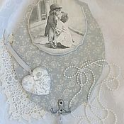 Для дома и интерьера handmade. Livemaster - original item Hanger-housekeeper