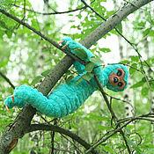 Куклы и игрушки handmade. Livemaster - original item Minty Sloth, interior toy. Handmade.