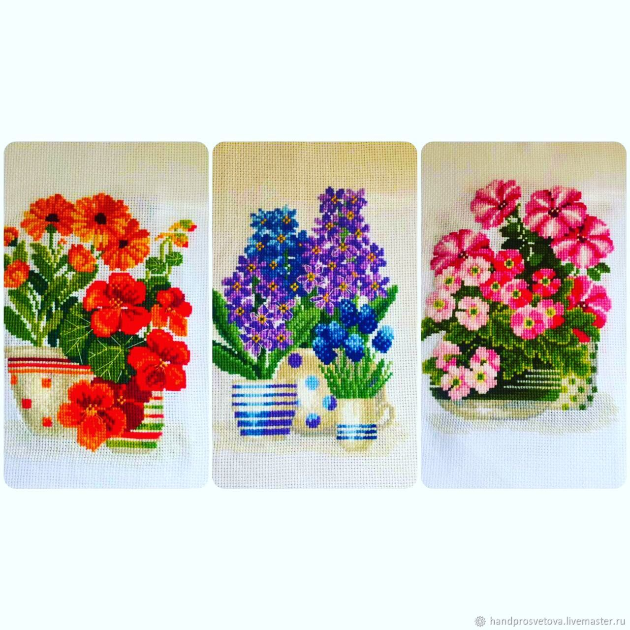 Цветы, Картины, Тюмень,  Фото №1