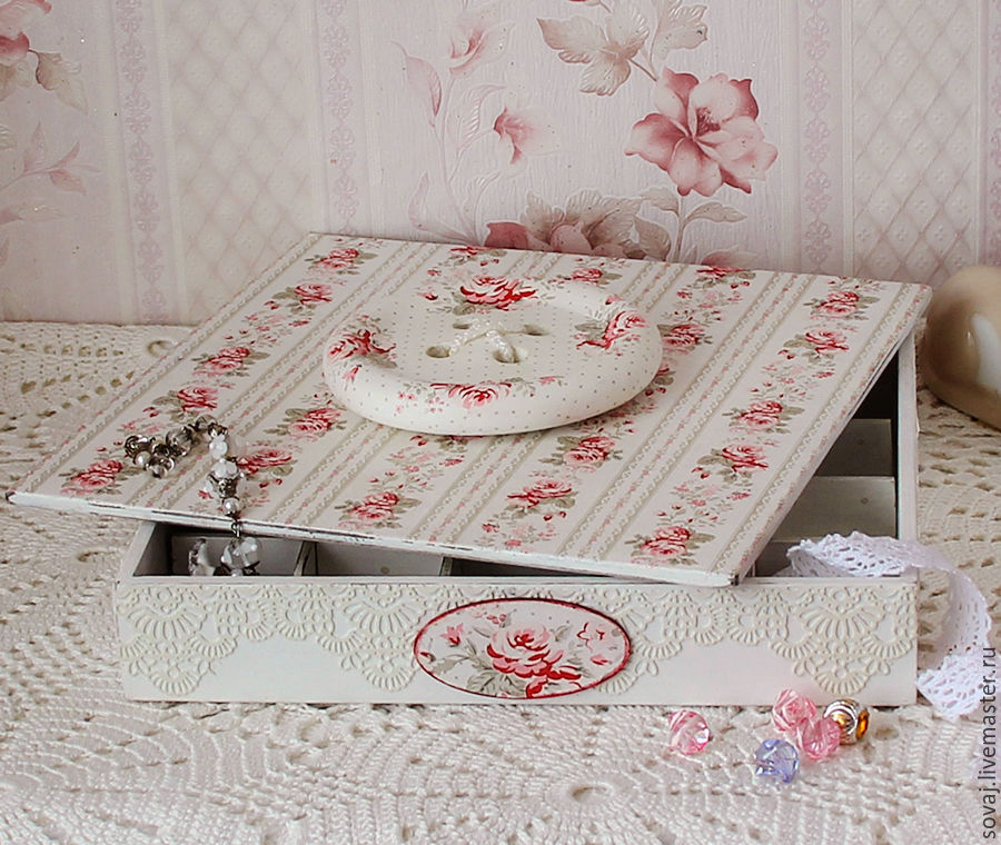 Great box for crafts, the Gentle, Box, ,  Фото №1