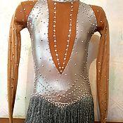 Одежда handmade. Livemaster - original item Traje de patinaje artístico.. Handmade.