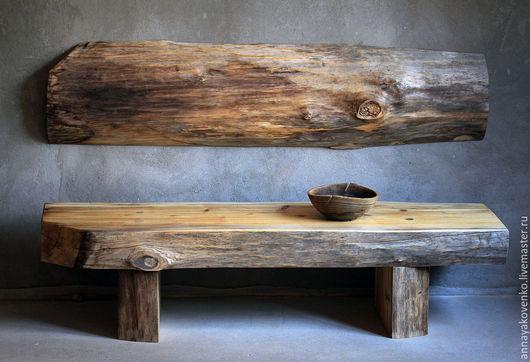 мебель для прихожей ваби саби кантри тополь мебель из дерева