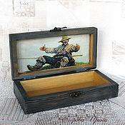Сувениры и подарки handmade. Livemaster - original item Men`s jewelry copernica Successful fishing. Handmade.