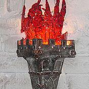 Для дома и интерьера ручной работы. Ярмарка Мастеров - ручная работа Факел. Handmade.