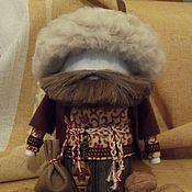 Народная кукла ручной работы. Ярмарка Мастеров - ручная работа Кукла-оберег Богач. Handmade.