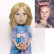 Куклы и игрушки ручной работы. Ярмарка Мастеров - ручная работа Кукла с портретным сходством, Алена. Handmade.