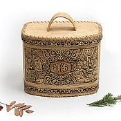 handmade. Livemaster - original item Wooden cat