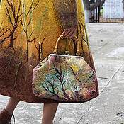 Сумки и аксессуары handmade. Livemaster - original item Designer bag