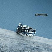 Украшения ручной работы. Ярмарка Мастеров - ручная работа Серебряное кольцо. Handmade.
