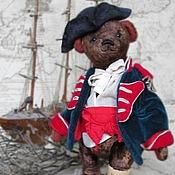 Куклы и игрушки ручной работы. Ярмарка Мастеров - ручная работа пират Джон Сильвер. Handmade.