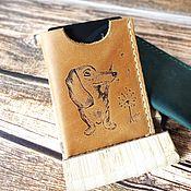 Сумки и аксессуары handmade. Livemaster - original item cardholders. Handmade.
