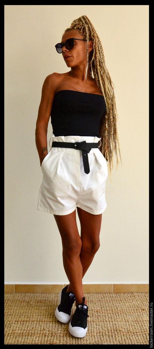 женские шорты, женская одежда, купить дизайнерскую одежду, стильная одежда, модная одежда, эксклюзивная одежда