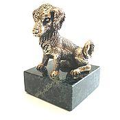 Для дома и интерьера handmade. Livemaster - original item dog breed a mongrel. Handmade.