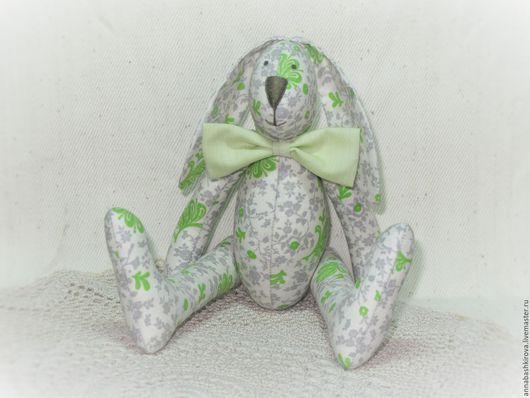 Игрушки Башкировой Анны, игрушки ручной работы, зайка, зайка Тильда, игрушка для детей, подарок на все случаи, подарок для мальчика
