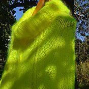 Одежда handmade. Livemaster - original item Sweater-tunic