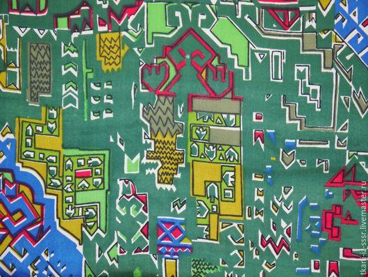 Шитье ручной работы. Ярмарка Мастеров - ручная работа. Купить 10 Крепдешин Натуральный шелк Винтаж СССР 2 м 95 см. Handmade.